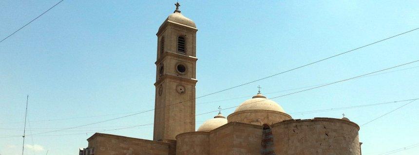 Christen und Islamischer Staat im Irak: Frankreich bietet Asyl an - SPIEGEL ONLINE