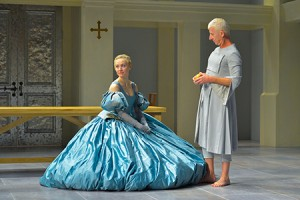 an analysis of the seduction of elmire in tartuffe a play by moliere In tartuffe, a comedic play by moliere, the author ridicules religious hypocrisy with the villain named after the play in hopes to find religious counsel, the very religious orgon brings an unknown holy man named tartuffe into his 15th century french household.